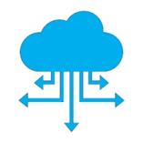 Configuring traffic distribution between instances via UI
