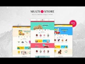 Best Ecommerce Themes of 2018