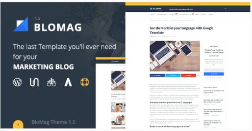 BloMag WordPress Theme