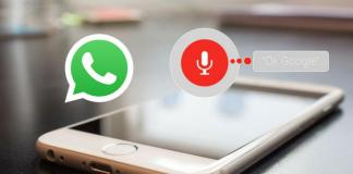 how to send whatsapp text and voice messages via google assistant