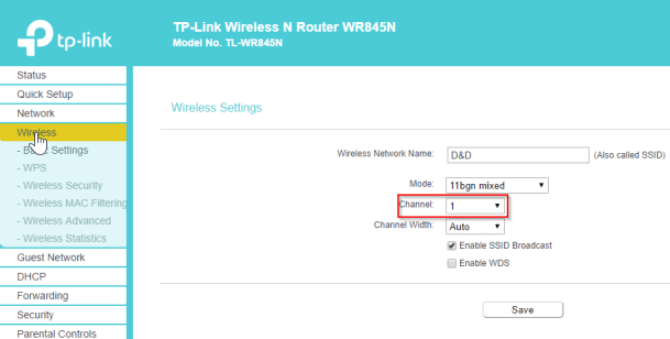 TPLINK_Settings_Change
