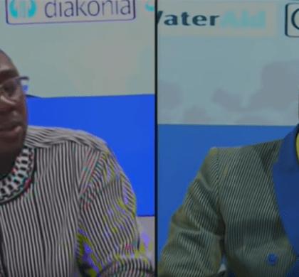 Dialogue Citoyen du 13 novembre 2018 avec Le Ministre de la Fonction Publique