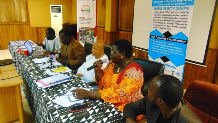 Assemblée générale de la CODEL : Anticiper pour rééditer les exploits de l'observation électorale de 2015 et 2016