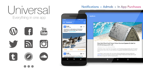 1459014377_universal-full-multi-purpose-android-app Universal v2.5 - Full Multi-Purpose Android App Android