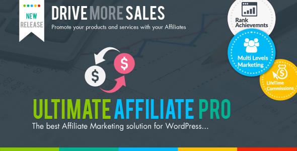 Ultimate Affiliate Pro WordPress Plugin v4.5