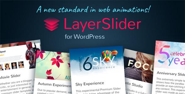 LayerSlider v6.3.0 - Responsive WordPress Slider Plugin