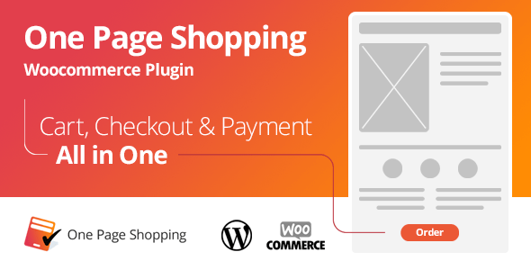 WooCommerce One Page Shopping v2.5.8