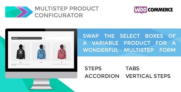 Multistep Product Configurator for WooCommerce v1.1.4
