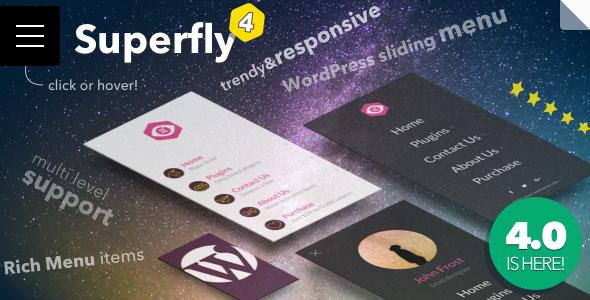 Superfly v4.3.3 - Responsive WordPress Menu Plugin
