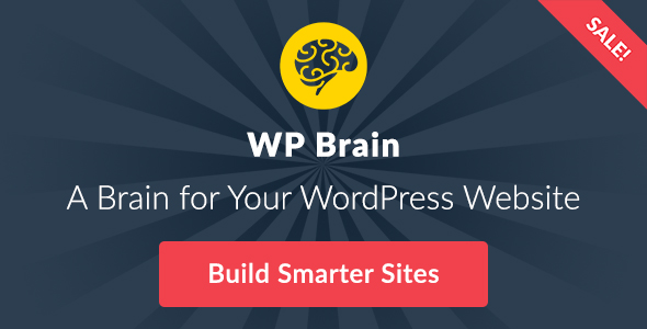 WP Brain v1.0.1 - A Brain for Your WordPress WebSite