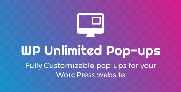 WP Unlimited Pop-ups v1.5.0