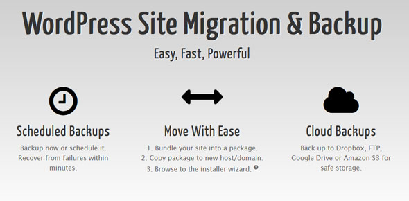 Duplicator Pro v3.8.1.1 - WordPress Site Migration & BackUp