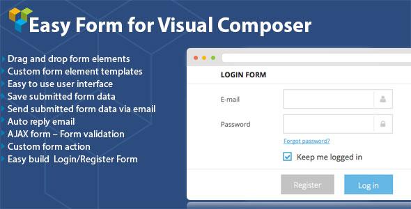 DHVC Form v2.2.1 - WordPress Form for Visual Composer