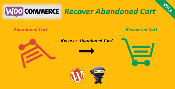 WooCommerce Recover Abandoned Cart v18.6