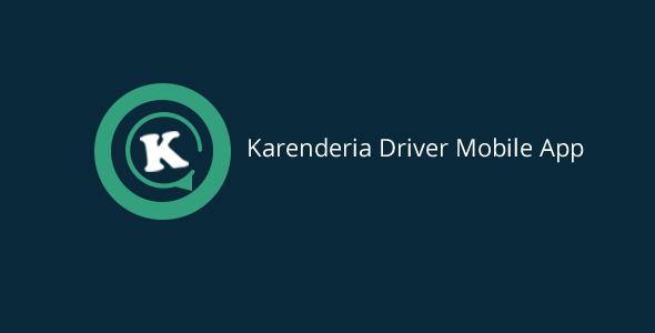 Karenderia Driver Mobile App v1.7.2