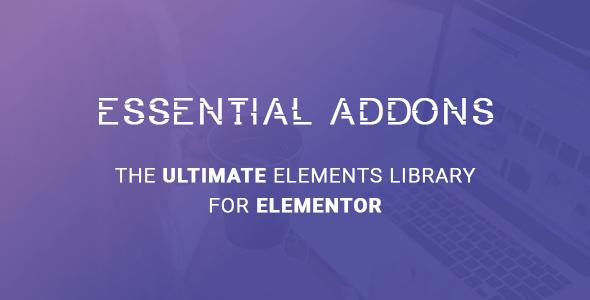 Essential Addons for Elementor v2.10.0