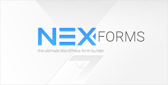 NEX-Forms v7.1.4 - The Ultimate WordPress Form Builder