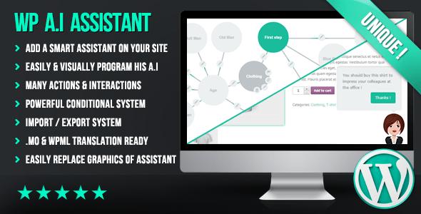 WP A.I Assistant v2.7