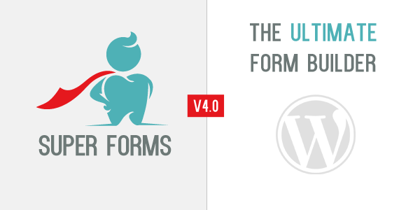 Super Forms v4.5.0 – Drag & Drop Form Builder