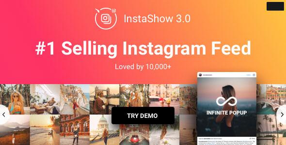 Instagram Feed v3.6.3 - WordPress Gallery for Instagram