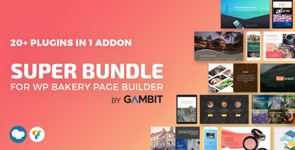 Super Bundle for WPBakery Page Builder v1.4.2