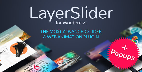 LayerSlider v6.7.5 - Responsive WordPress Slider Plugin