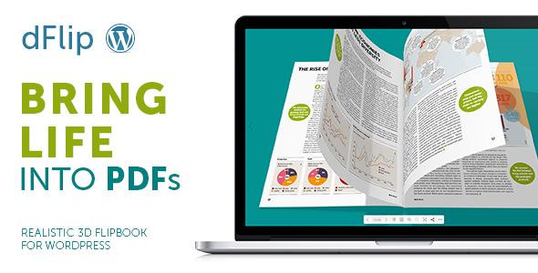 dFlip v1.4.31 - PDF FlipBook WordPress Plugin