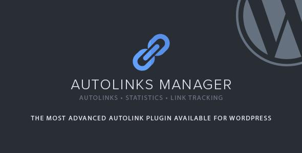 Autolinks Manager v1.11
