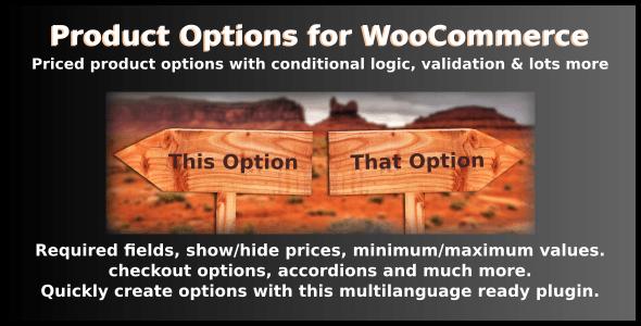 Product Options for WooCommerce v5.9 - WP Plugin