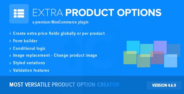 WooCommerce Extra Product Options v4.6.9.3
