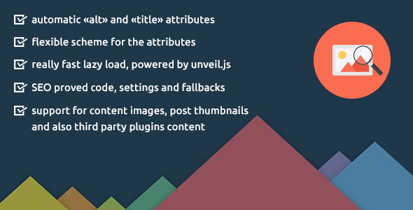 SEO Friendly Images Pro for WordPress v3.1.0