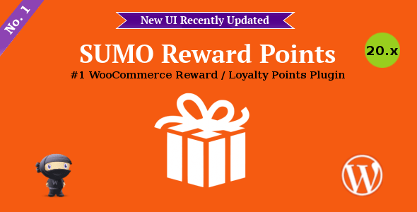 SUMO Reward Points v20.9.1 - WooCommerce Reward System
