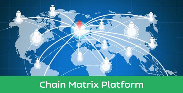 cMATRIX – Chain Matrix Business Platform