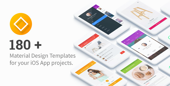 UI Templates for IOS - 180++ UI Templates for your IOS App Projects