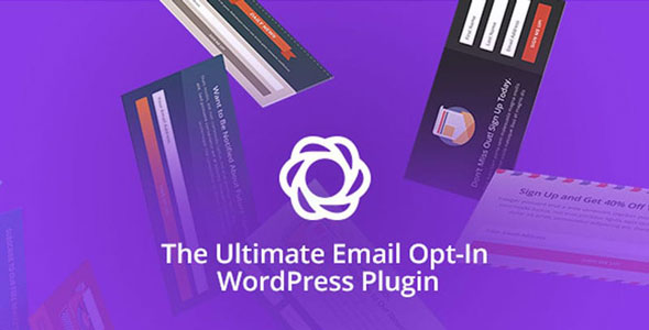 Bloom v1.3.9 – eMail Opt-In WordPress Plugin