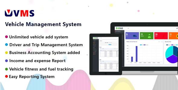 VMS – Vehicle Management System