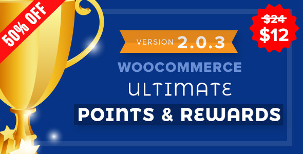 WooCommerce Ultimate Points And Rewards v2.0.3