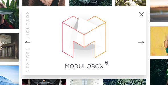 ModuloBox v1.5.0 - NextGen Lightbox Plugin for WordPress