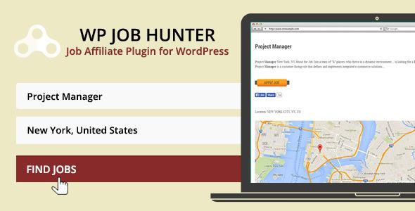 WP Job Hunter v1.9.2 - WordPress Job Board Plugin
