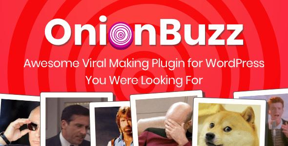 OnionBuzz v1.2.6 – Viral Quiz Maker for WordPress