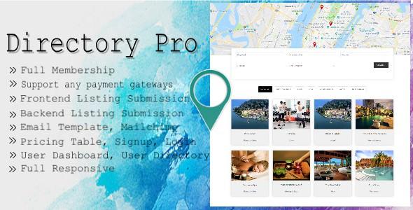 Directory Pro v1.6.2