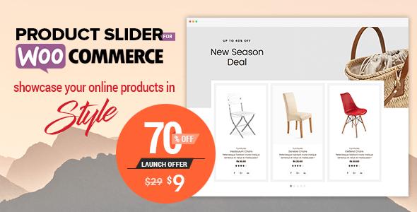 Product Slider For WooCommerce v1.0.3