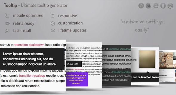 WordPress Tooltip Ultimate v1.01