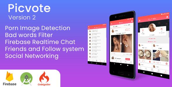 PicVote - A Social Decision Making App