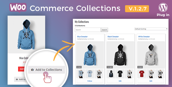 WooCommerce Collections v1.2.7 - WordPress Plugin