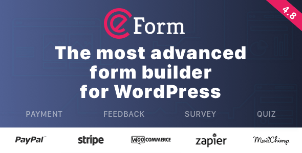 eForm v4.8.1 – WordPress Form Builder