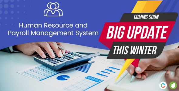 Human Resource & Payroll Management System v1.4 - nulled