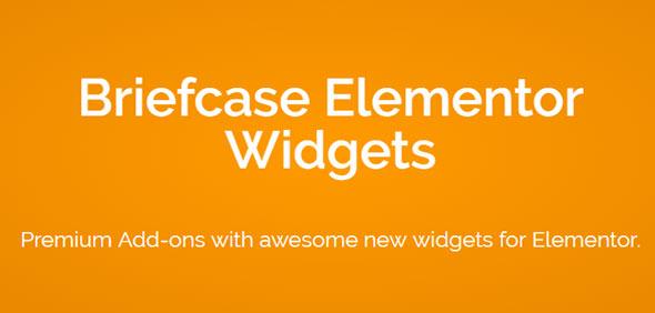 Briefcase Elementor Widgets v1.6.0