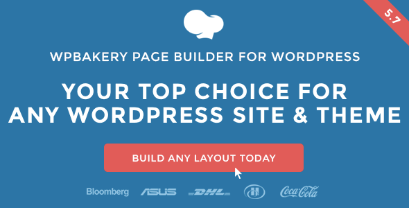 WPBakery Page Builder for WordPress v5.7