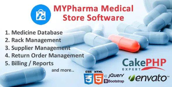 MyMedic v2.0 – Medical Store Software